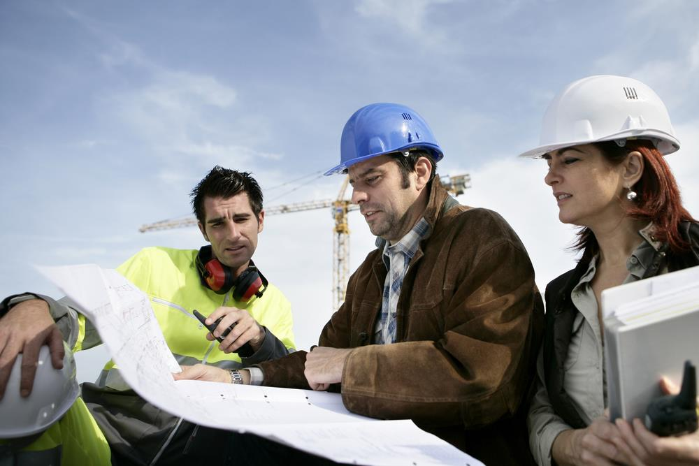 Planejamento na construção civil