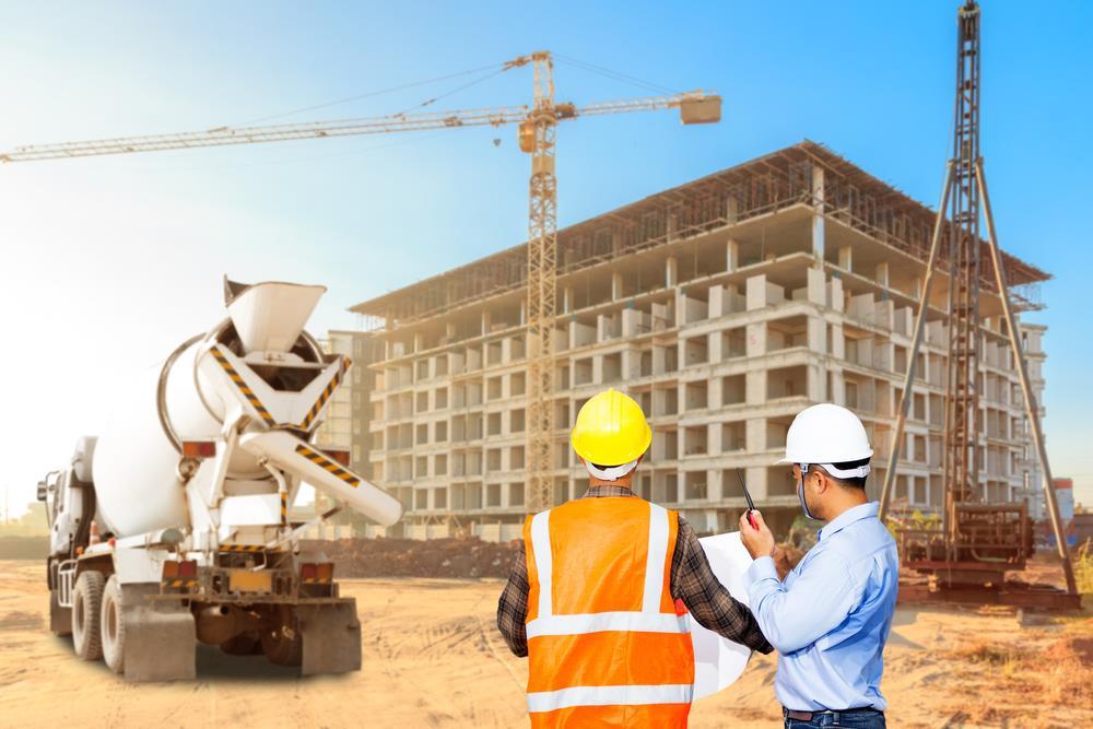 Construtora de prédio