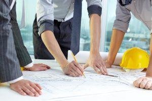 Empresa construtora civil